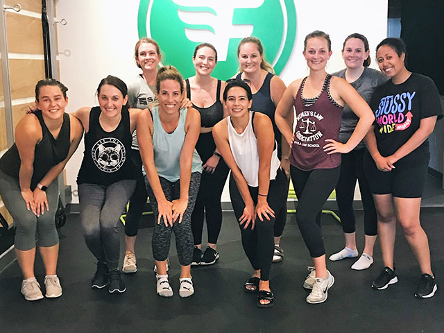 Health and Wellness Spin Class