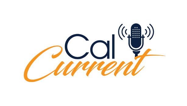 Cal Current Podcast Logo