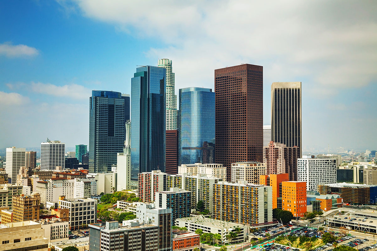 Los angeles dating laws