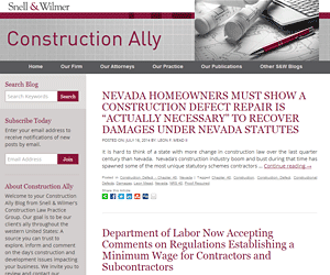 Construction Ally Blog